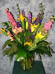 "#11ED $80 Fresh Vase Arrangement. • <a style=""font-size:0.8em;"" href=""http://www.flickr.com/photos/39372067@N08/3755956827/"" target=""_blank"">View on Flickr</a>"