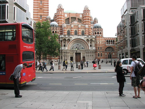 Westminster Cathedral by Reigh LeBlanc.