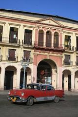 A Cuban Taxi