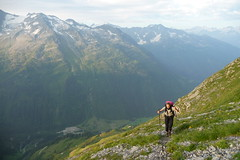 hike up to the wenden (chrisfrick_climbing photos) Tags: alps climbing alpine martina wenden wendenstcke urneralpen pfaffenhut chrisfrick zustieg