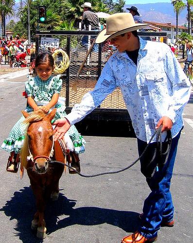 Fiesta Parade Little Beauty