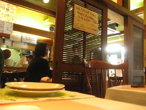 巴里食堂 パリ食堂 廿日市 ランチ 画像2