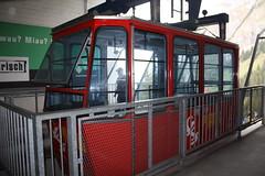 Luzern - Mount Pilatus - My Birthday - Gondola - Halfway station (Happiness Comes From Within) Tags: luzern gondolas mtpilatus