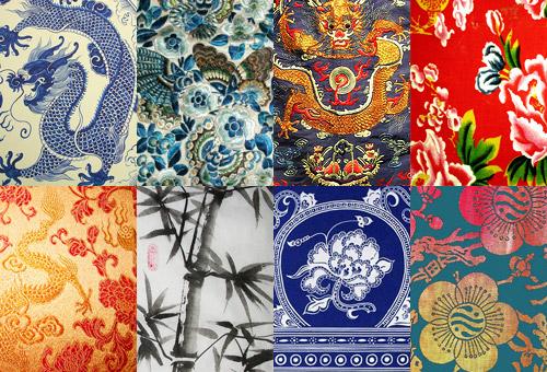 Chinese Art Patterns – Patterns Gallery