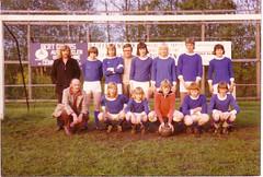 Wacker jeugd 1975 (VV Wacker Van Dijk) Tags: dijk wacker vv wackervan