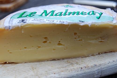 Malmedy kaas van rauwe melk