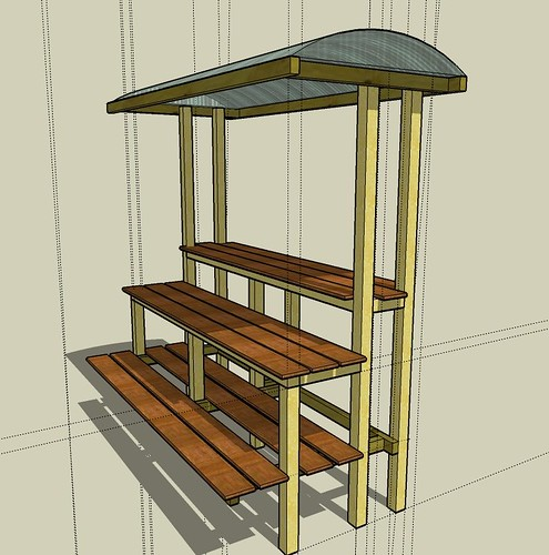 Tutorial How To Build A Timber Bonsai Bench Ausbonsai