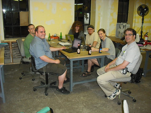 kwartzlab_board_mtg_and_fire_2009-08-27 020