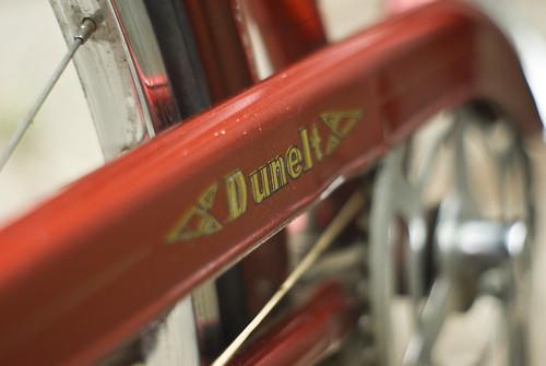 Vintage Dunelt Bike
