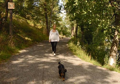Promenad i Hellasgården