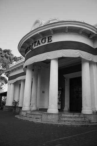 Heritage Entrance