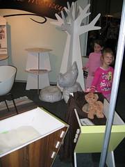 Children's eco-friendly furniture