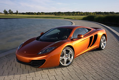 UNVEILED // MCLAREN'S 2011 MP4-12C SUPERCAR (ColdTrackDays.com) Tags: pictures trees news cold water grass car one photo video pond track jay photos picture twin super center f1 days turbo mclaren technical formula l 12 supercar v8 leno mp4 38 liter revealed unveiled 12c v8powered coldtrackdays coldtrackdayscom mp412c