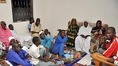 Ayida Caam, a muqaddam in Dakar