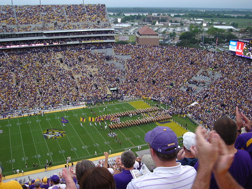 2009 LSU Tiger Football Team
