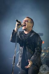 Bono (Phil Romans) Tags: music chicago u2 concert tour live band 360 bono soldierfield u2360
