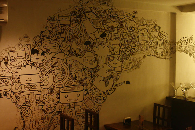 The Maginhawa Experience - Pino Resto Bar