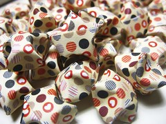 Lucky Stars (umeorigami) Tags: paper star origami handmade crafts korean lucky luckystars