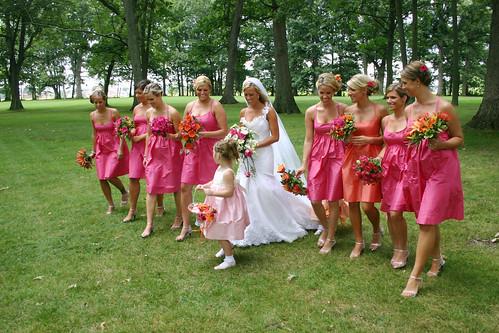 Bliss Weddings - bridesmaids