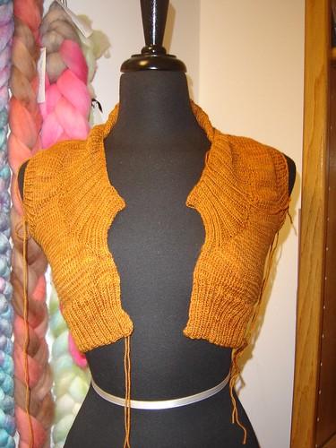 My Tuxedo from Custom Knits w/Sundara Spiced