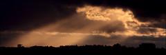 ~ Open Sky ~ (ViaMoi) Tags: sky sunlight canada storm weather clouds landscape ottawa horizon beams viamoi