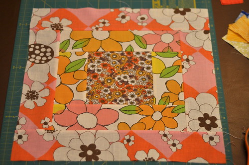 October Block for Wendy