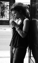 _ (maruan's travel [a bit away.. vEEEry busy]) Tags: lisboa dreadlock breaktime rastas pausa leonor smokingtime fototiradaporumairmbabada primeirosdiasdeoutono firstdaysofautumn