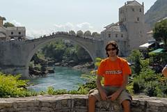 Me & Mostar (Andorej) Tags: mostar bosnia herzegovina bosna