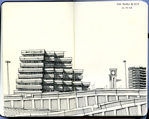 bank of america pyramid, san pedro and loop 410, san antonio