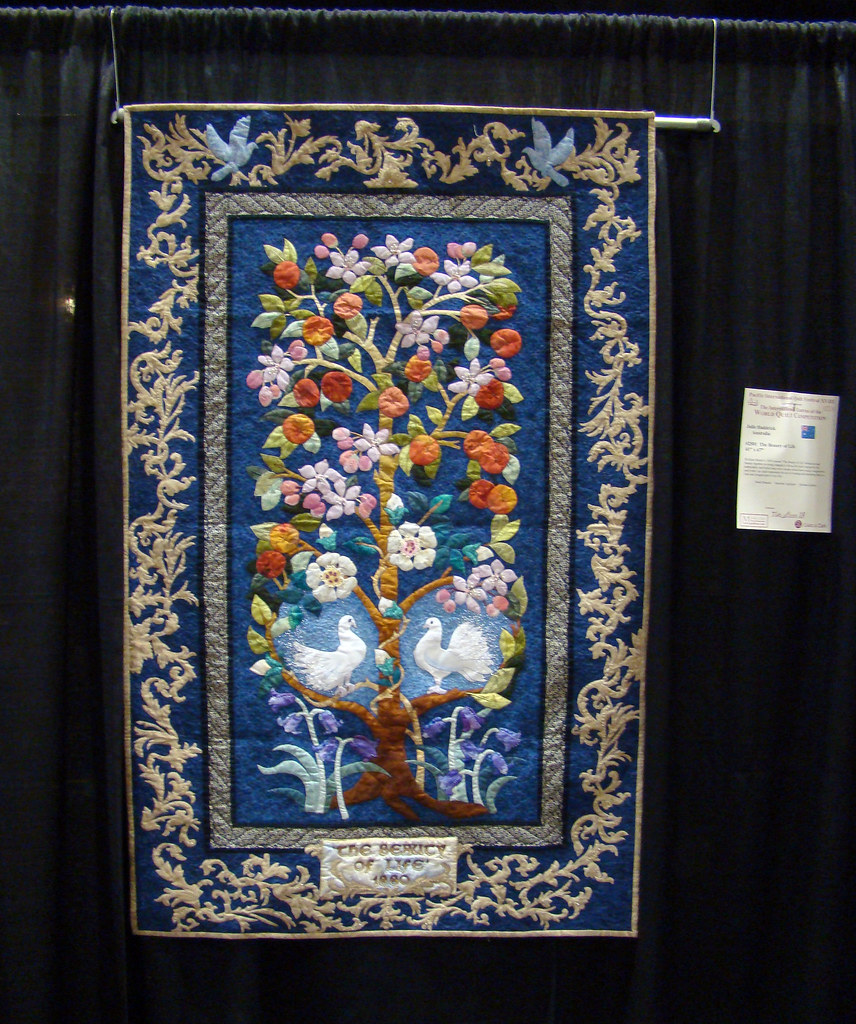 DSC02728 Quilt 2591 The Beauty of Life