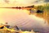 Mesmerized (glenndulay) Tags: beach canon boat bahrain mess glenn wesley postprocess hdr mesmerized 2470 hamala dulay bracketting 40d homersiliad middleeastshuttersquad travelsofhomerodyssey glennwesleydulay