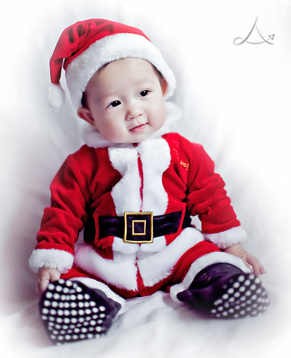 Little Santa Suit