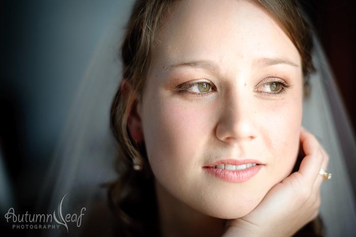 Courtney & Glen - The beautiful bride
