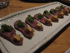 Raku - Beef Tataki