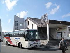 JR御殿場站 箱根乙女口