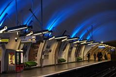 Paris Métro Gambetta 11 (paspog) Tags: paris métro gambetta supershot platinumphoto impressedbeauty