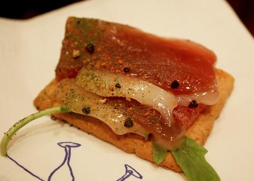 Salt Cured Tuna Loin