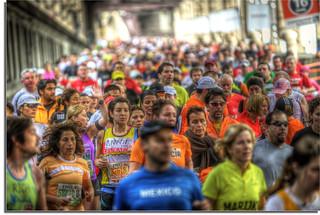 The Humanity -  New York City Marathon