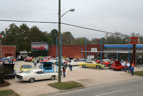 Wellborn Muscle Car Museum Alexander City Alabama