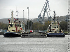 Port Glasgow tugs