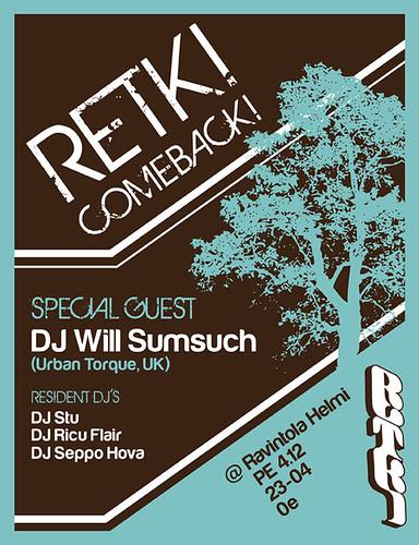RETKI Comeback! 4.12.2009