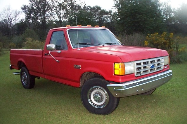 ford international 1989 sterling 73 f250 powerstroke 34ton