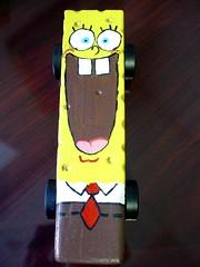 Sponge Bob Square Pants Entry