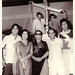 Rajesh Khanna et al on the sets of Dharam Kanta
