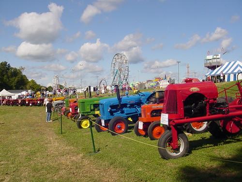 tractors VA State Fair