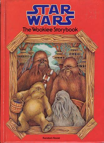 The Wookie Storybook