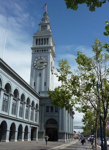Ferry Building exterior