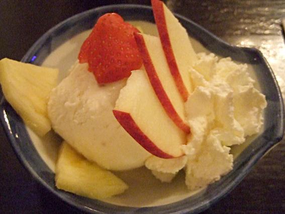 ginger icecream