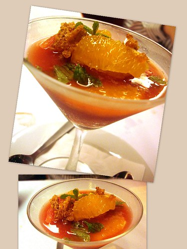 Spanish Blood Orange Sorbet