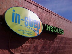 In-Step Active Footwear and Insoles (BoulderRunner) Tags: instep